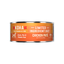 Koha LID Chicken Pate 96% for Cats