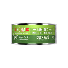Koha LID Duck Pate 96% for Cats