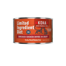 Koha Shredded LID Chicken Pouch or Can