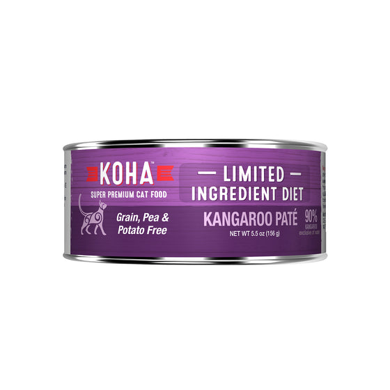 Koha LID Kangaroo Pate 96% for Cats