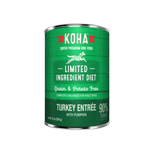 Koha LID 90% Turkey Pate