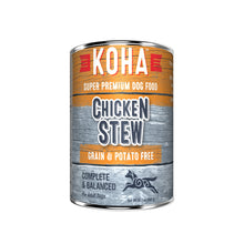 Koha Stew Chicken
