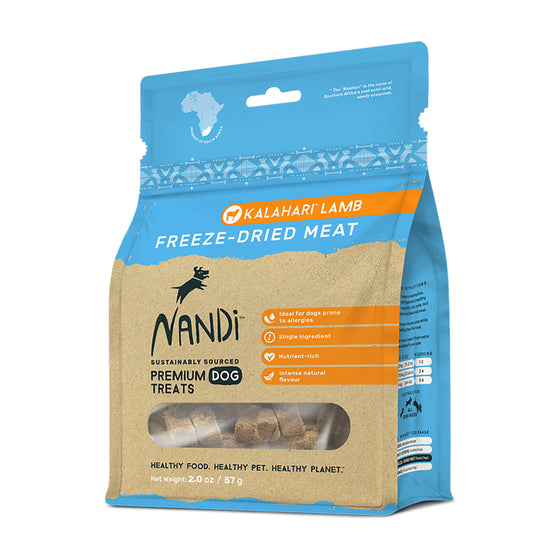 Nandi Freeze-Dried  Kalahari Lamb