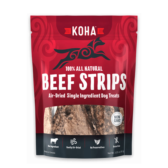 Koha Beef Lung Strips