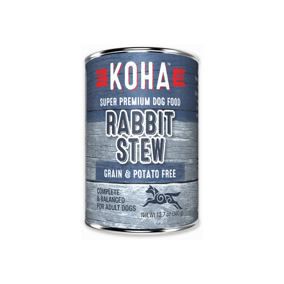 Koha Stew Rabbit