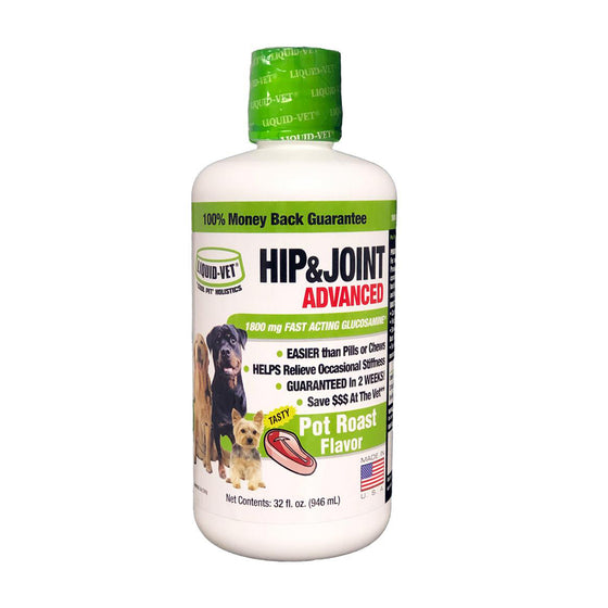 Liquid-Vet K9 Hip & Joint Advanced Formula