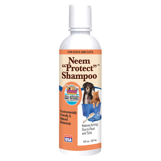Ark Naturals Neem Shampoo for Dogs and Cats