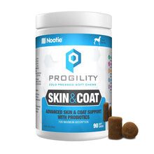 Nootie by Koha - Skin & Coat Probiotic Soft Chews