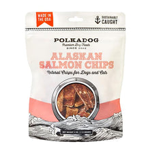Polkadog Alaskan Salmon Chip Treats