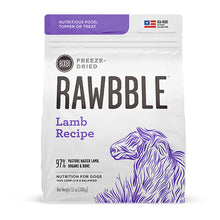 Rawbble Freeze-Dried Lamb
