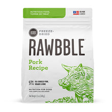 Rawbble Freeze-Dried Pork