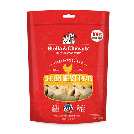 Stella & Chewy's - Freeze-Dried Chicken Breast