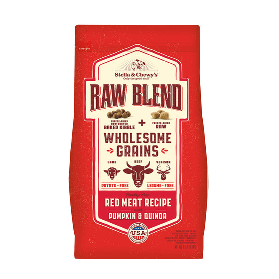 Stella & Chewy's - Raw Blend Red Meat With Wholesome Grains