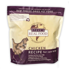 Steve's Real Food Freeze-Dried Chicken Formula for Dogs and Cats