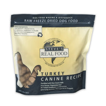 Steve's Real Food Freeze-Dried Turkey Formula for Dogs and Cats