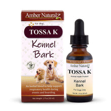Amber Naturalz - Tossa K (Kennel Bark)