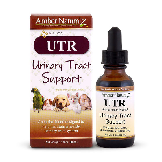 Amber Naturalz - UTR (Urinary Tract Support)