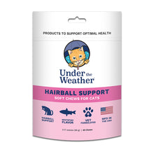 Under the Weather Hairball Support