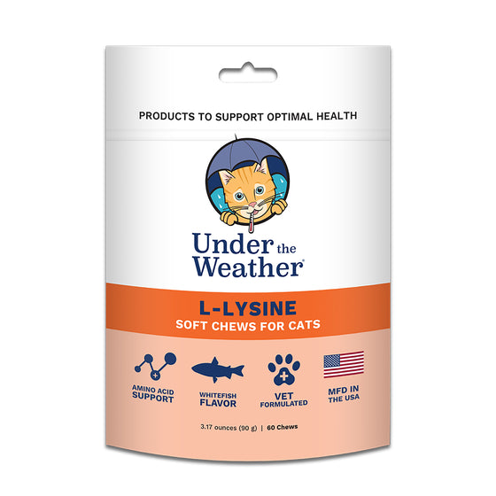 Under the Weather L-Lysine Support