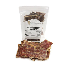 Natural Dog Company - Beef Gullet Strips