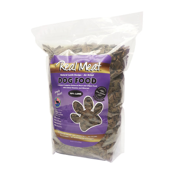 Real Meat - Air-Dried Lamb Dog Food