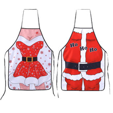 Load image into Gallery viewer, Christmas Kitchen Aprons