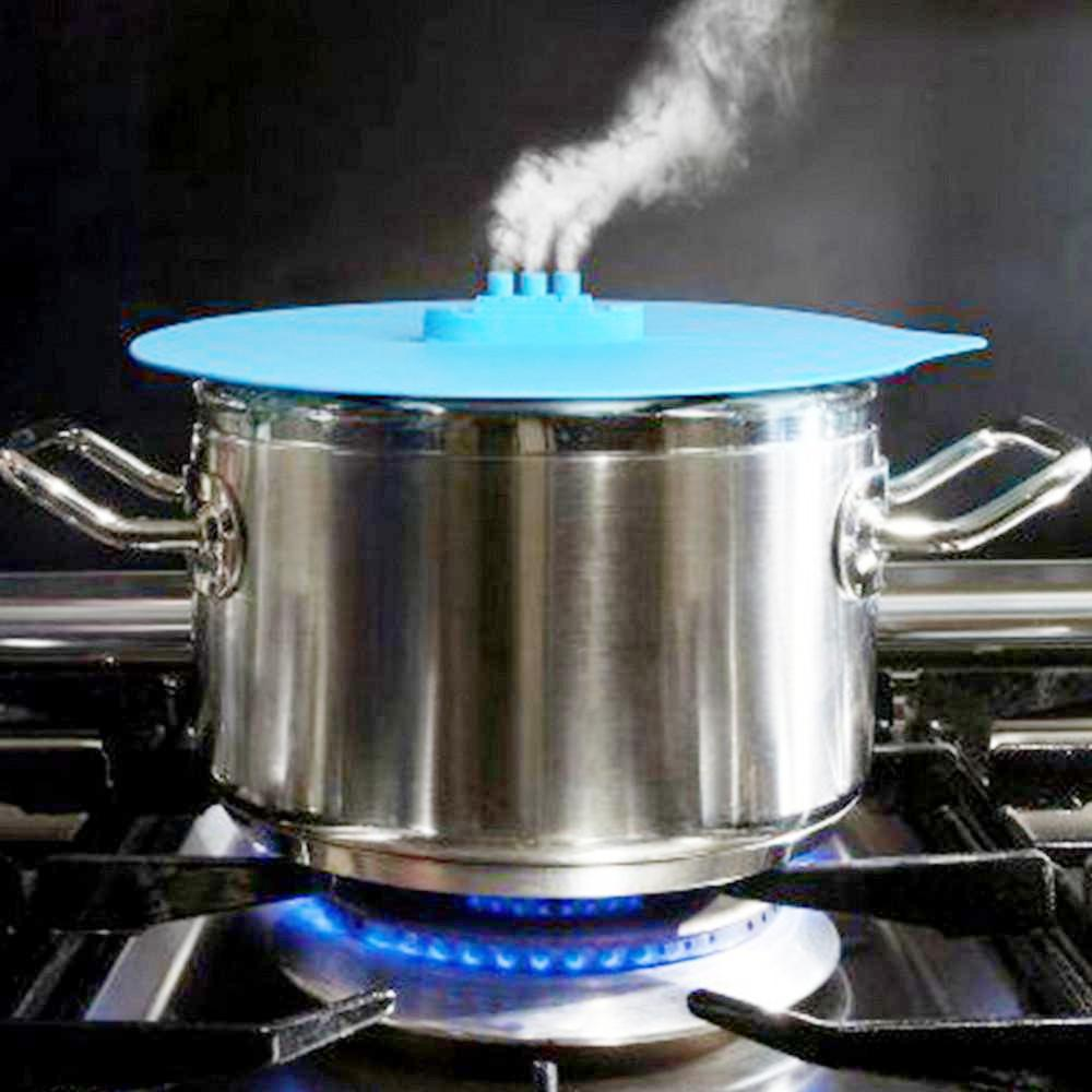 Novel Silicone Steam Lid