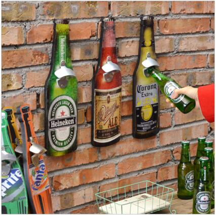 American Retro Beer Bottle Opener