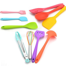 Load image into Gallery viewer, Premium Silicone Kitchen Cooking Utensil