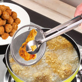 Steel Strainer Sieve Filter Spoon