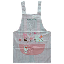 Load image into Gallery viewer, Kitchen Apron Woman Pink Hello Kitty