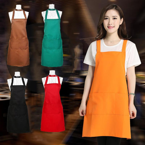 Unisex Waterproof Sleeveless  Apron
