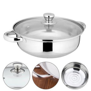 Stainless Steel Pot Double Boiler