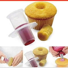 Decorating Tools Plunger Bake-ware Kit