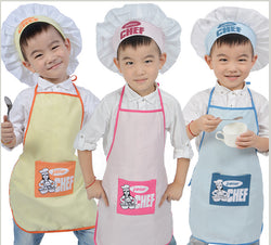 Baby Apron Junior Chef Cook Apron
