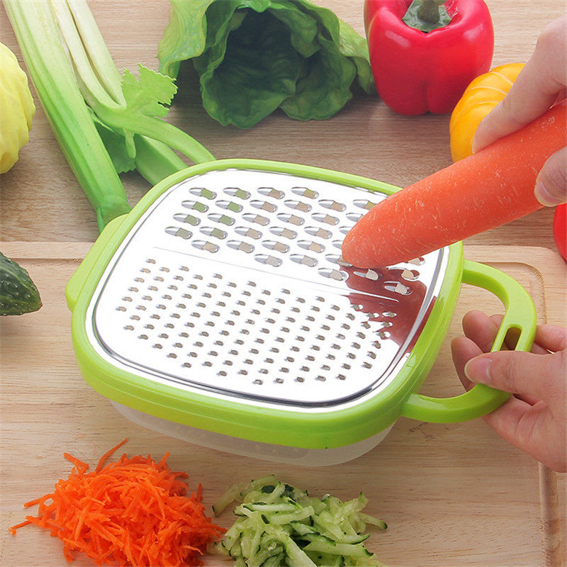 Shredders and Slicers with Box  Fruit Cutter