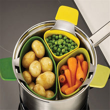 Load image into Gallery viewer, Stylish Kitchenware Steam Cooking Basket