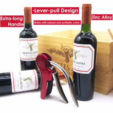 Load image into Gallery viewer, Professional Zinc Alloy Power Wine Opener