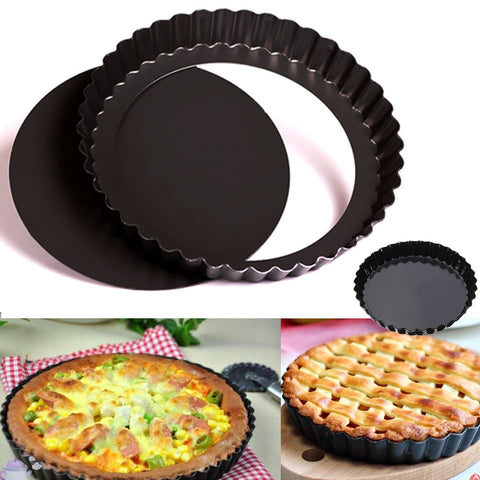 Flan Tin Tart Pie