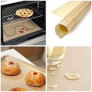Non-Stick Cooking/Baking High Temp Resistant Cloth Tool