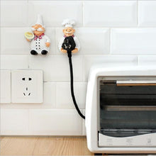 Load image into Gallery viewer, Strong Self-Adhesive Outlet Plug Holder