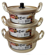Load image into Gallery viewer, Aluminum Cooking Instant Noodles Pot