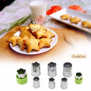 Stainless Steel Biscuit Stamp