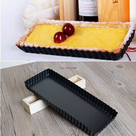 Fluted Pie Tart Pan Mold