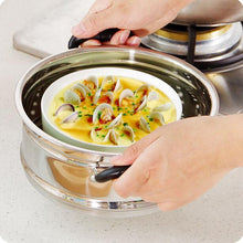 Load image into Gallery viewer, Cooking Tools Thickening Stainless Steel Steamer