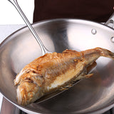 Stainless Steel Fried Fish Steak Spatula
