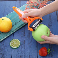 Load image into Gallery viewer, 360⁰ ROTARY VEGGIE PEELER PLUS
