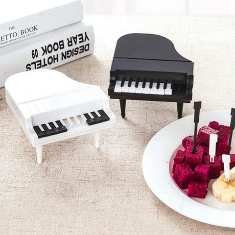 Piano Food Pick