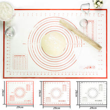 Load image into Gallery viewer, Silicone Non Stick Kitchen Baking Mat