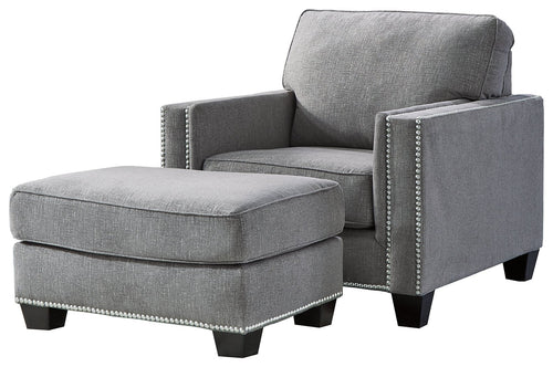 Barrali Ashley 2-Piece Living Room Set